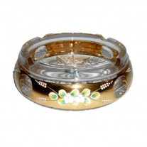 Alibambah Asbak Kaca Unik / Glass Ashtray - ALB-71-371052 (20 cm)