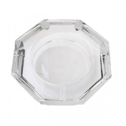 Alibambah Asbak Kaca Unik / Glass Ashtray - ALB-YG-008 (20 cm)