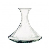 Alibambah Wine Decanter / Glass Decanter - Red Win A (1 Liter)