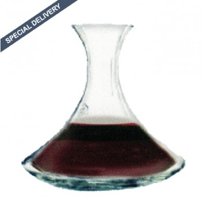 Alibambah Decanter Kaca - Red Win B (2,300 ml)