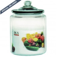 Alibambah Toples Kaca Kedap Udara - Oregon 2B Seal (10,000 ml)
