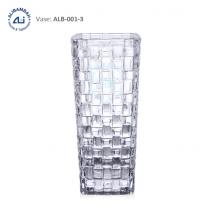 Alibambah Vas Bunga Kaca - ALB-001-3 (25 cm)