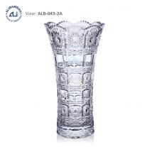 Alibambah Vas Bunga Kaca - ALB-043-2A (27 cm)