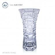 Alibambah Vas Bunga Kaca - ALB-V1057 (24,7 cm)